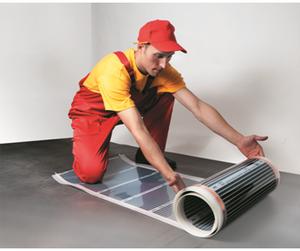 Преимущества установки теплового пола от компании CALEO