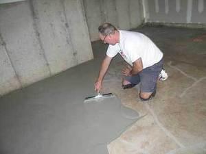 Пол в гараже наливной полимерный : как сделать своими руками, какое