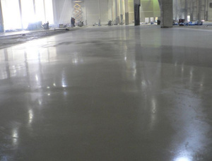 цементное железнение бетона